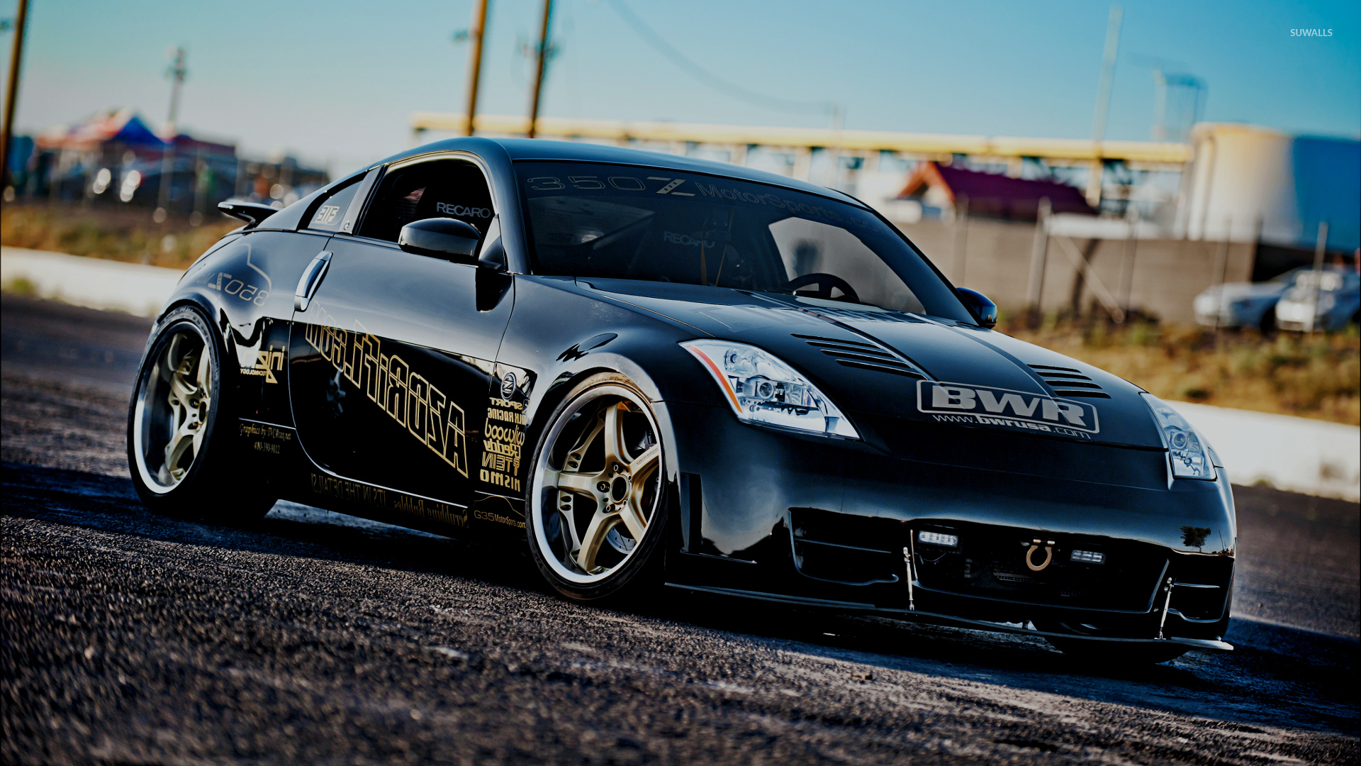 1920x1080 - Nissan 350Z Wallpapers 22