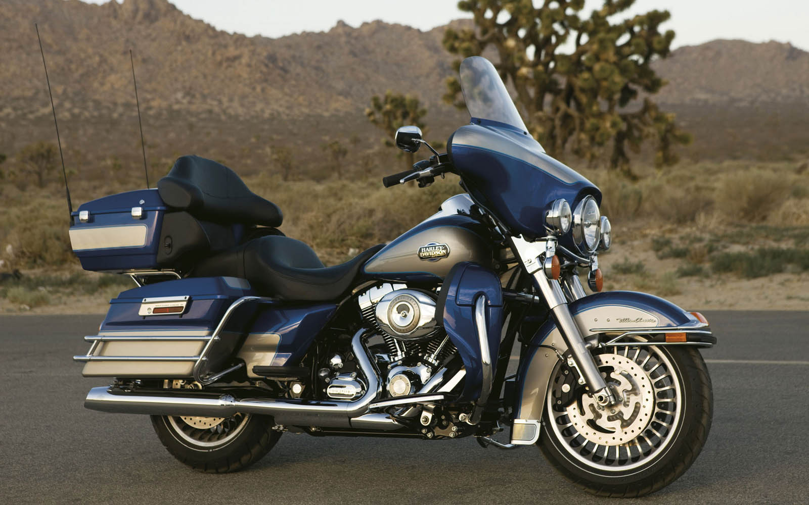 1600x1000 - Harley-Davidson Electra Glide Ultra Classic Wallpapers 20
