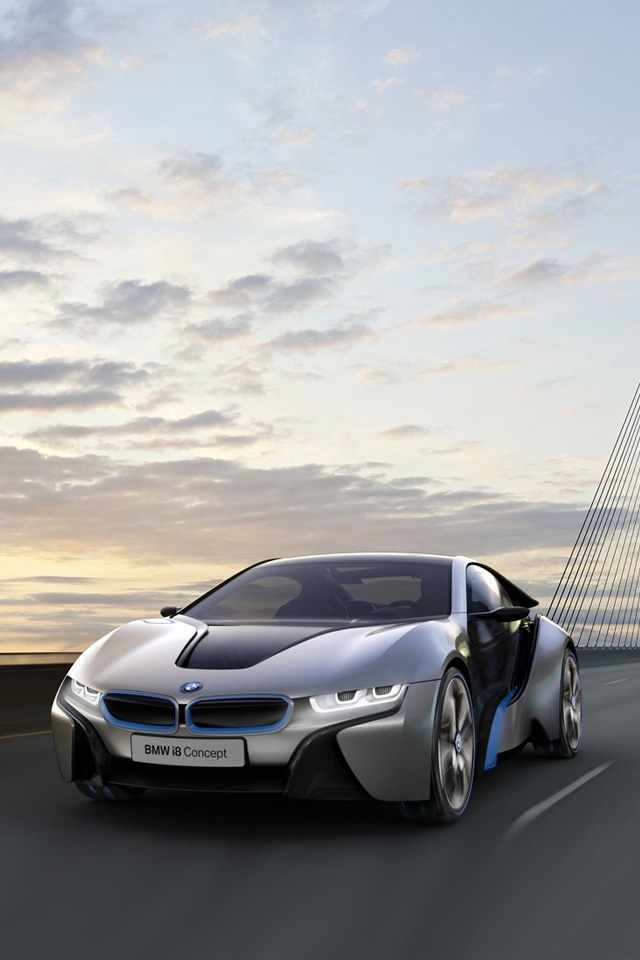 640x960 - BMW i3 Concept Wallpapers 14