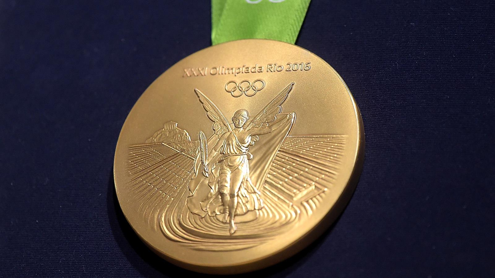 1600x900 - Olympic Gold Metal Wallpapers 26