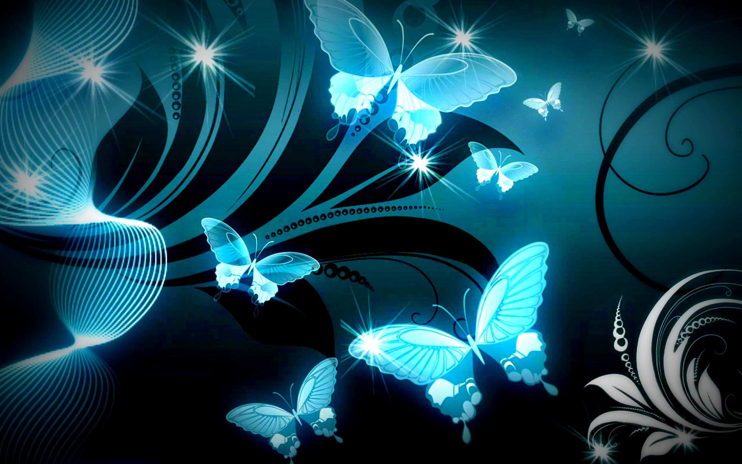 2560x1600 - Pretty Butterfly Backgrounds 17