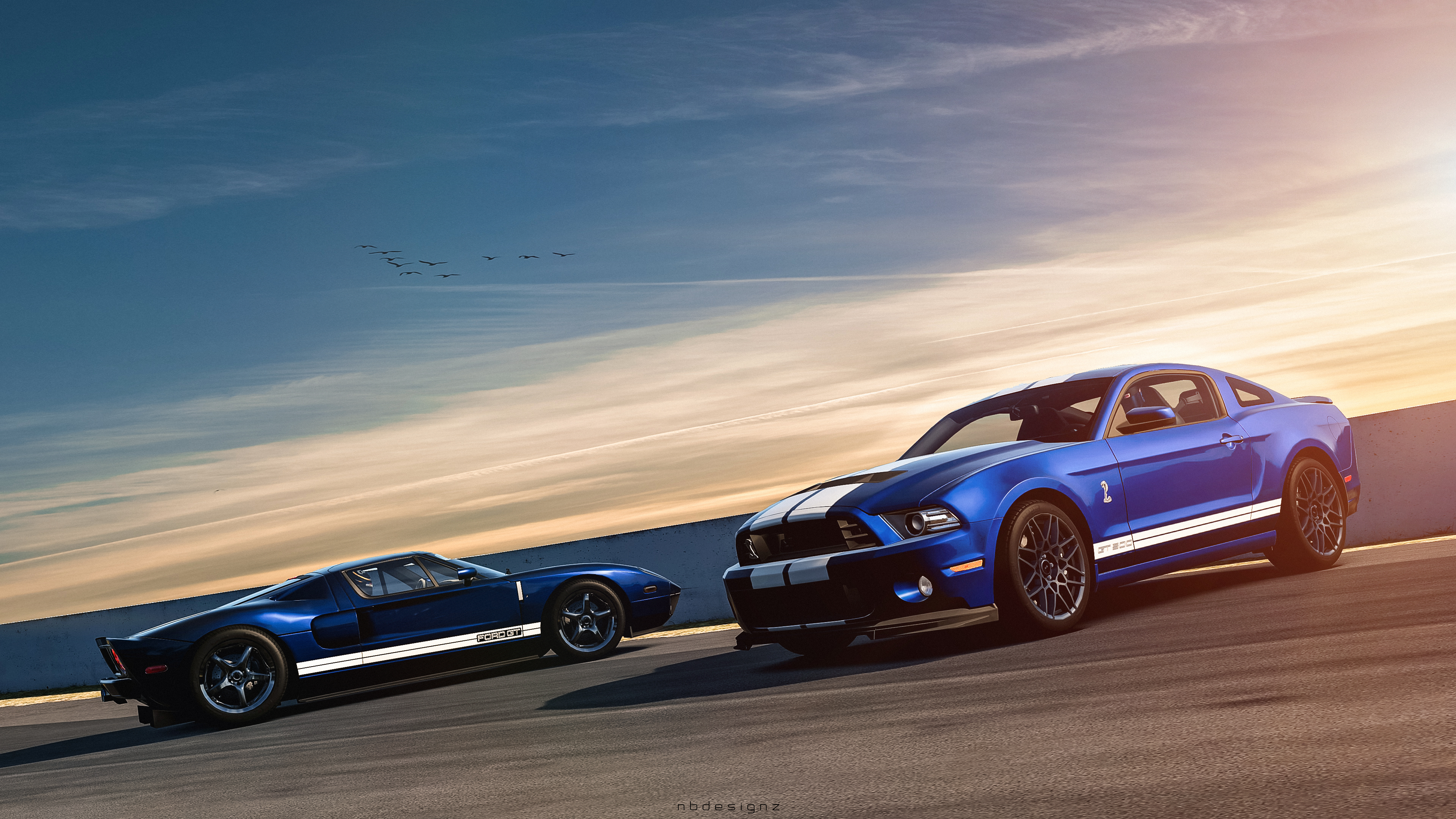 3840x2160 - Ford Mustang GT500 Wallpapers 28