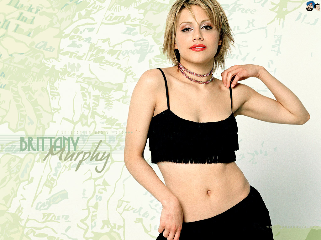 1024x768 - Brittany Murphy Wallpapers 37
