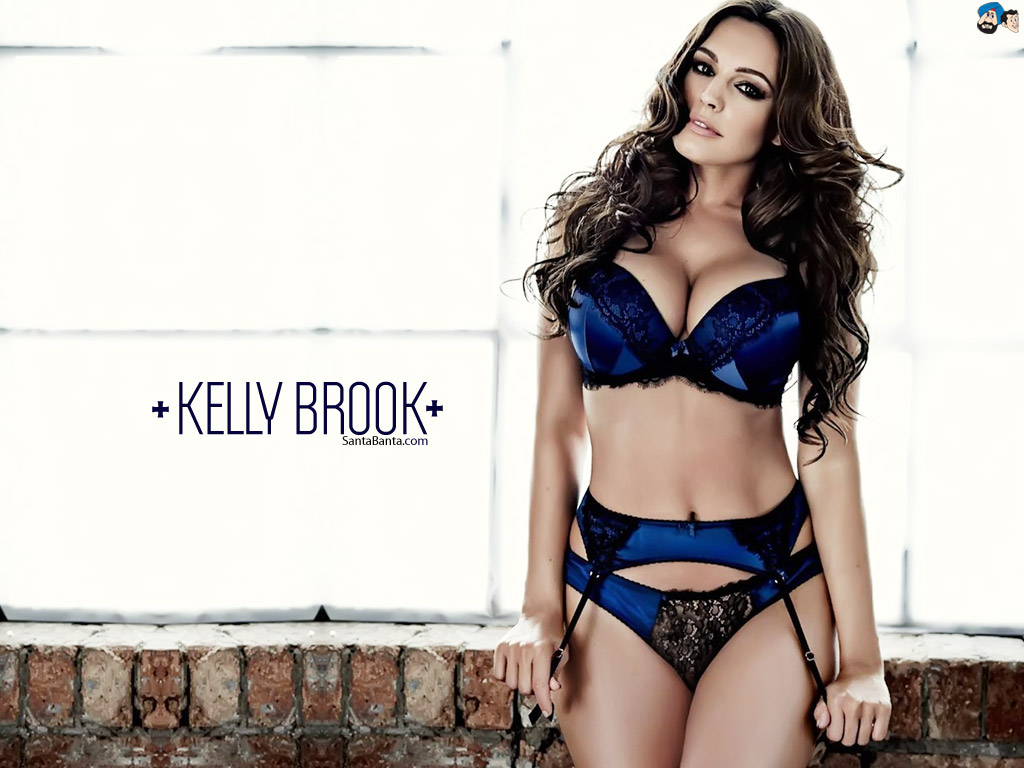 1024x768 - Kelly Brook Wallpapers 2