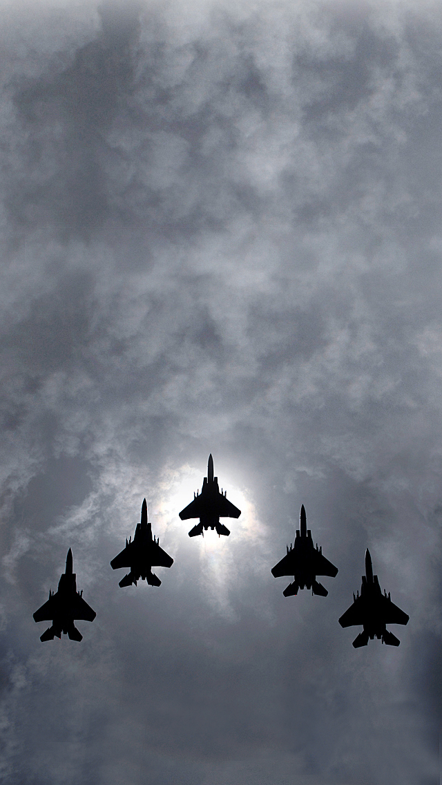 640x1136 - Air Force Wallpaper for iPhone 16