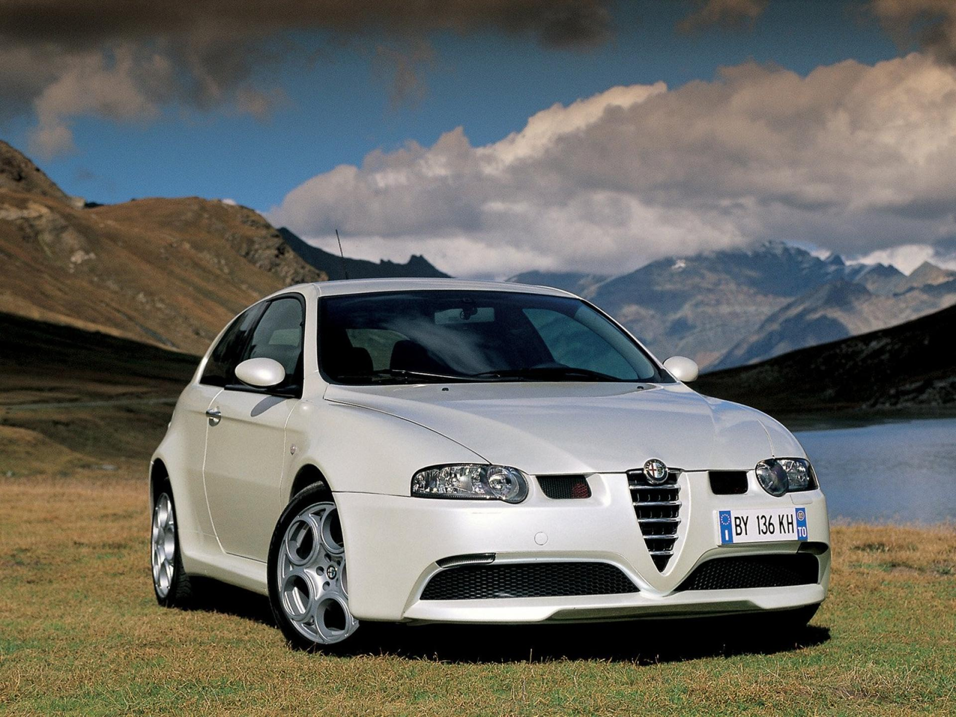 1920x1440 - Alfa Romeo 147 Wallpapers 35