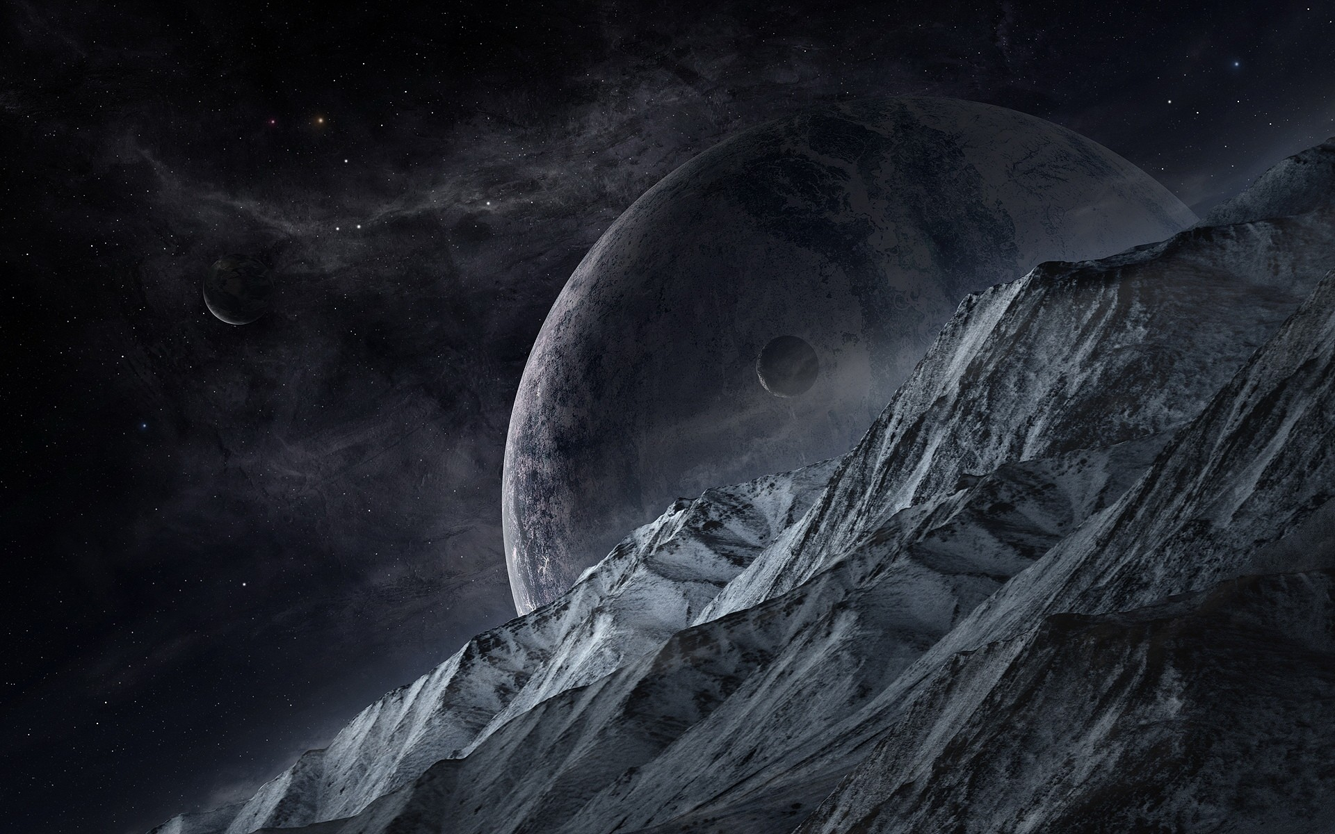 1920x1200 - Planet Rise Wallpapers 21