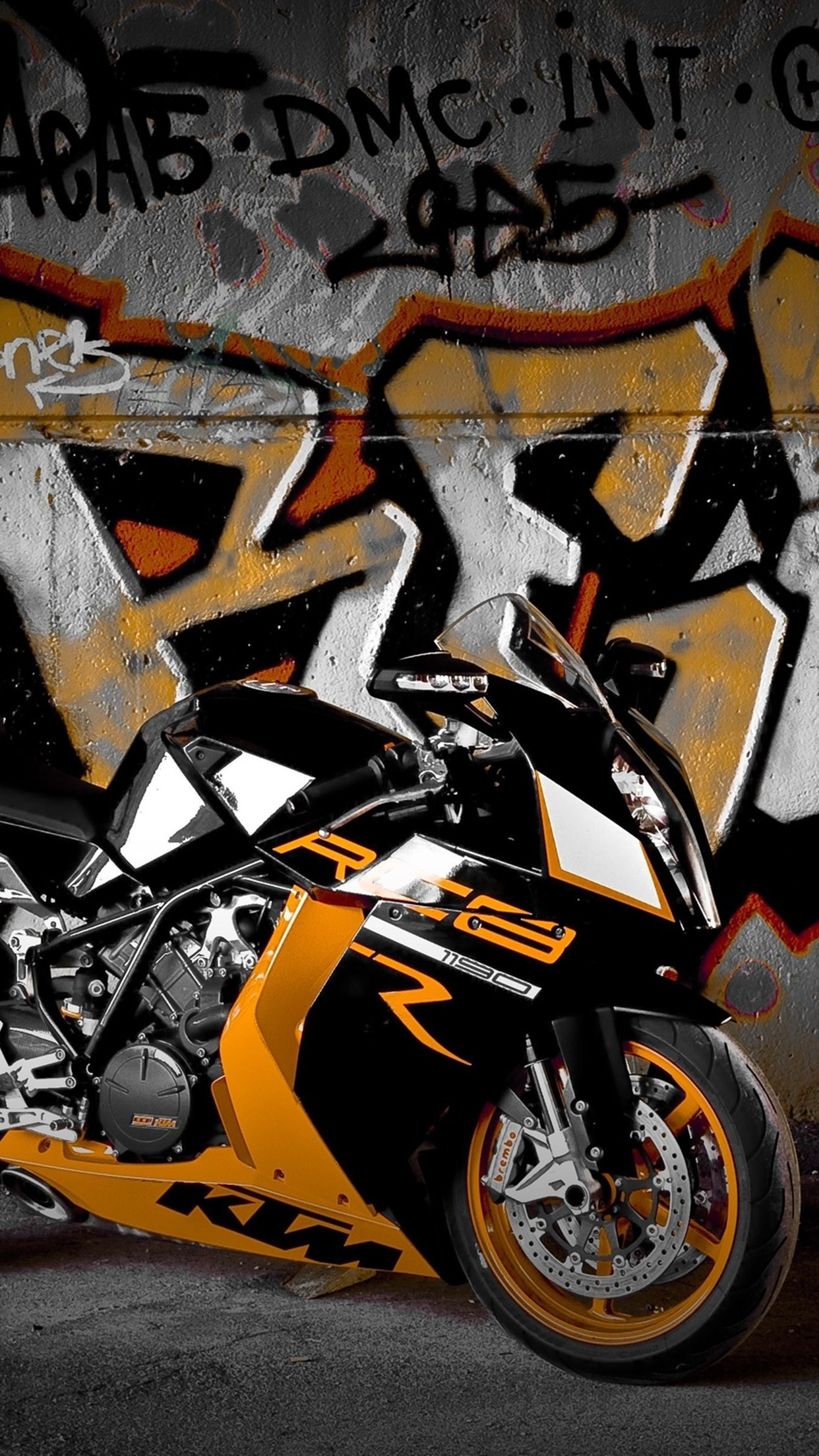 1242x2208 - KTM RC8 Wallpapers 29