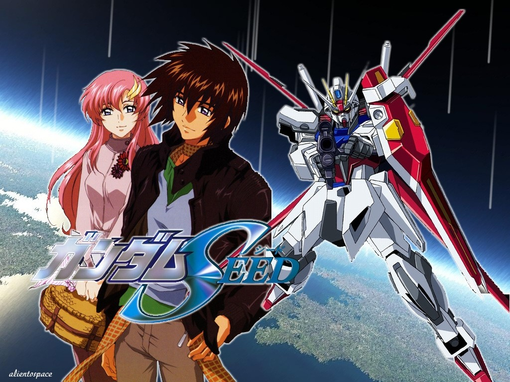1024x768 - Mobile Suit Gundam Seed Destiny Wallpapers 16