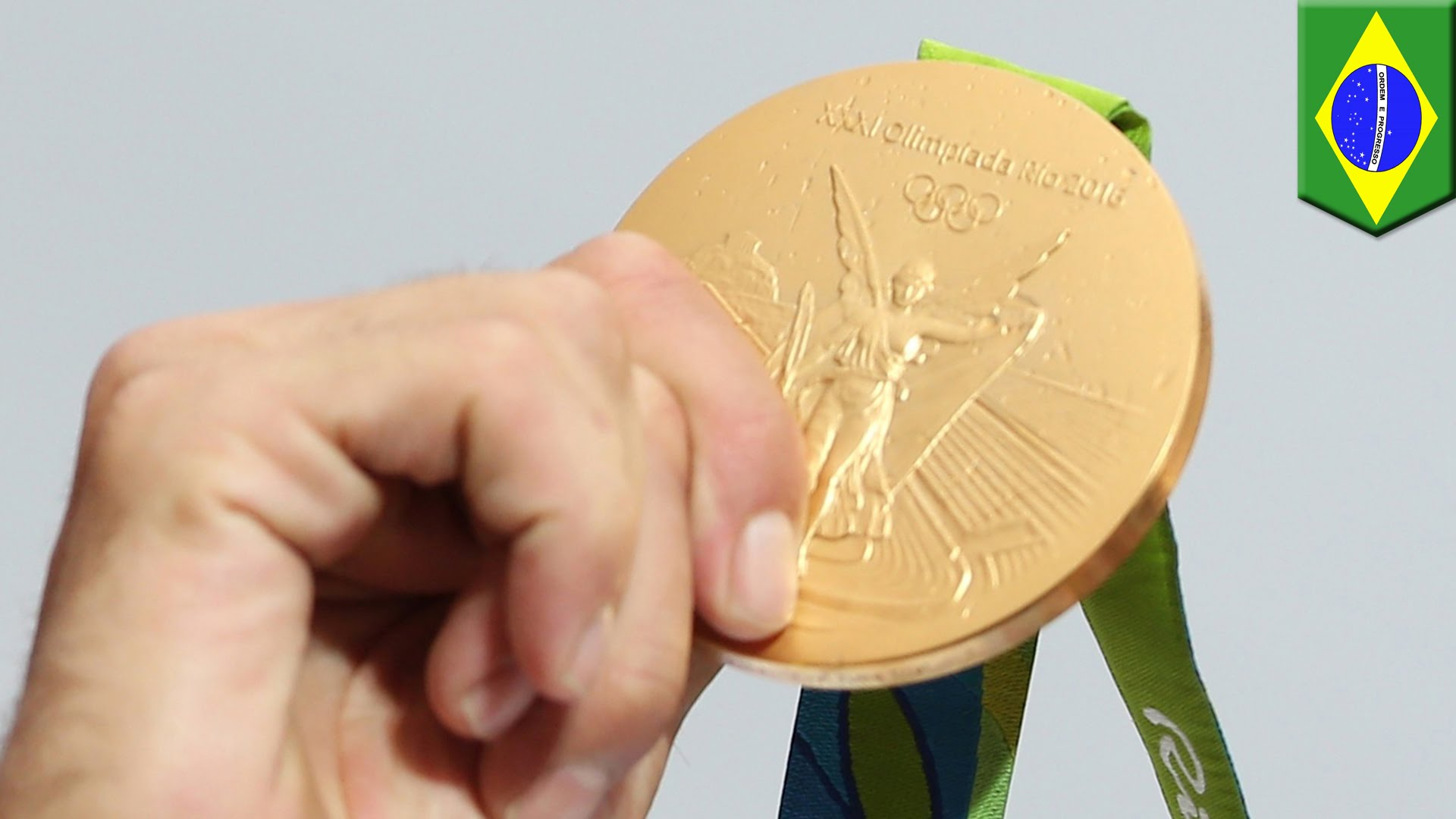 1920x1080 - Olympic Gold Metal Wallpapers 8
