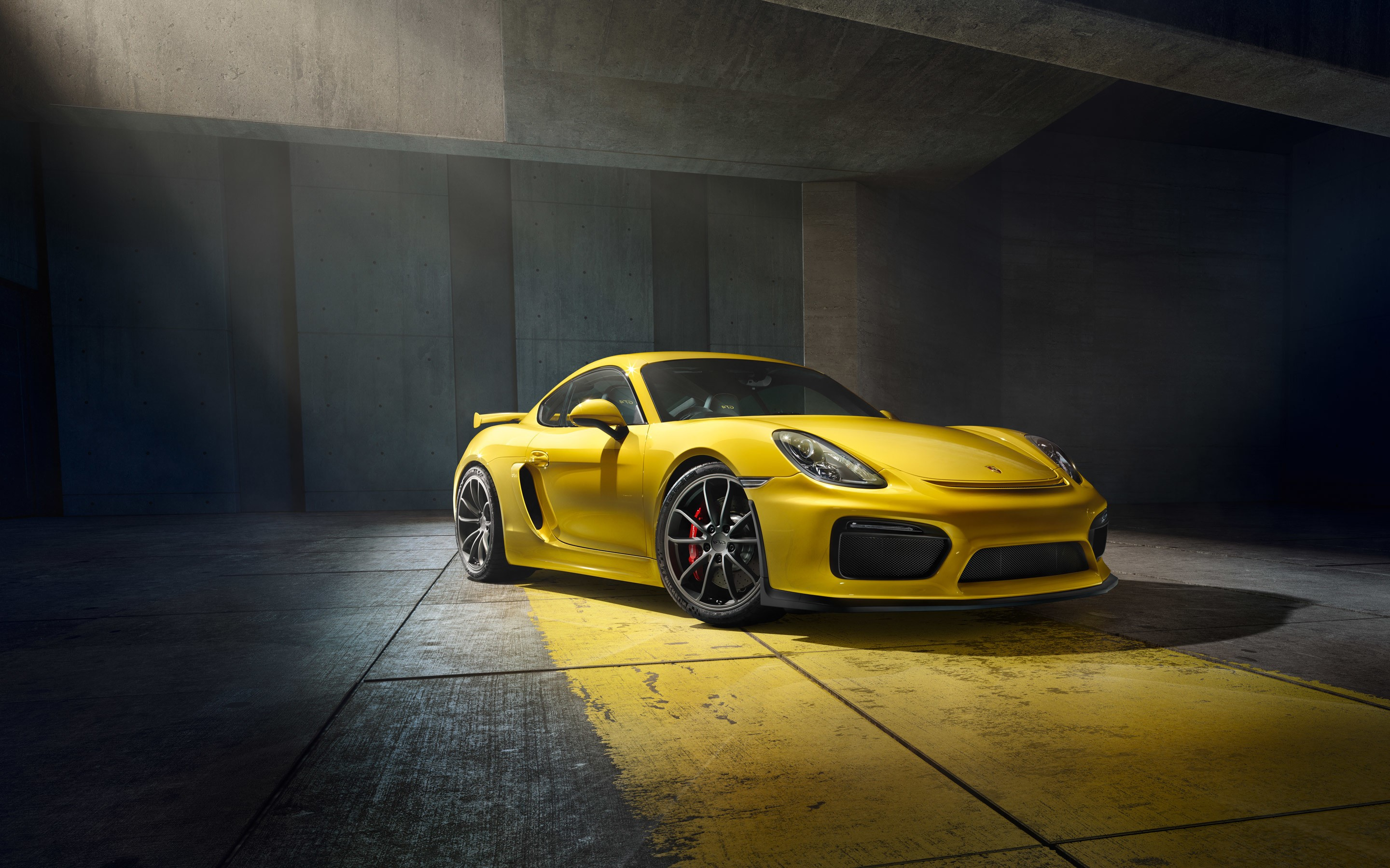 2880x1800 - Porsche Cayman Wallpapers 3
