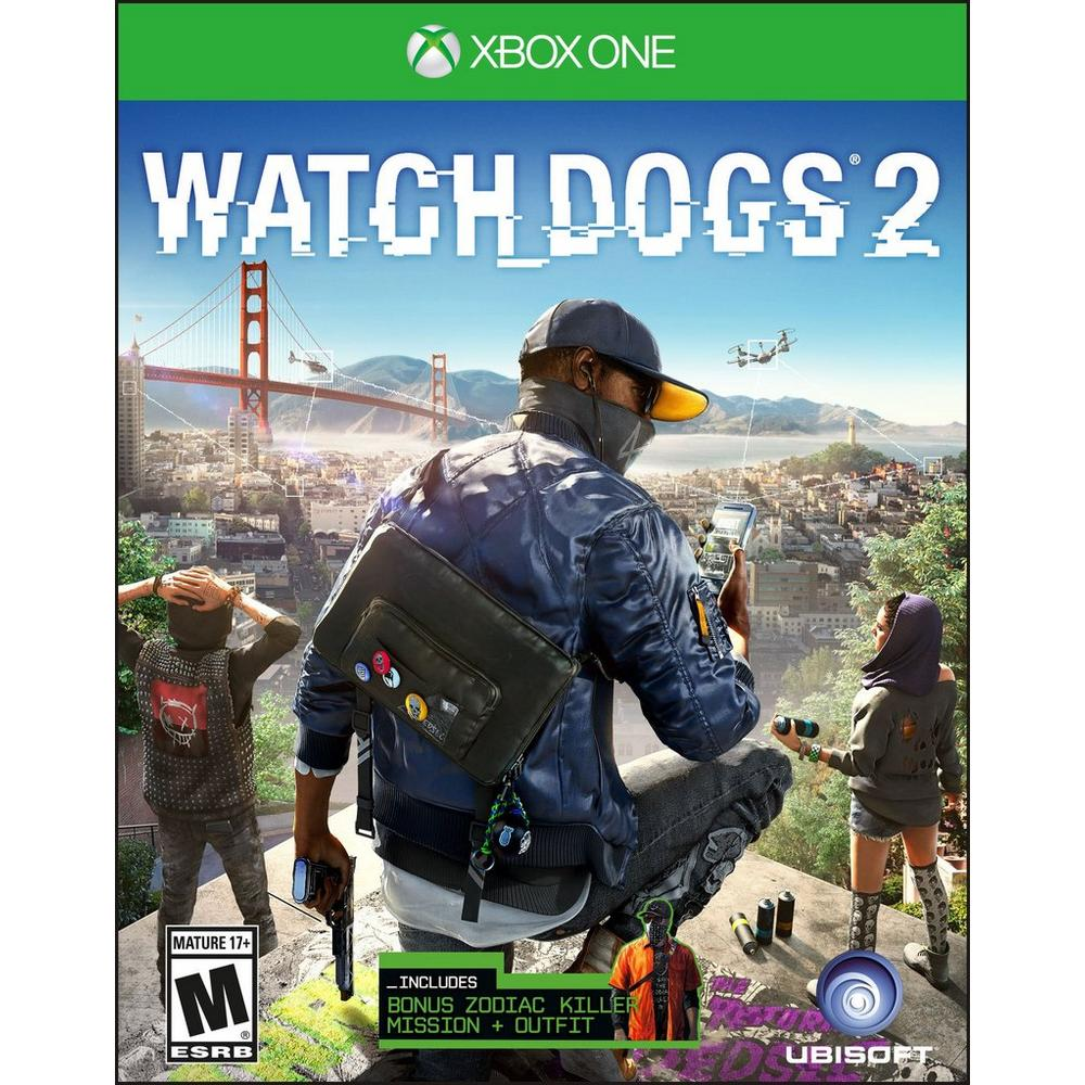 Watch Dogs 2 (44 Images)