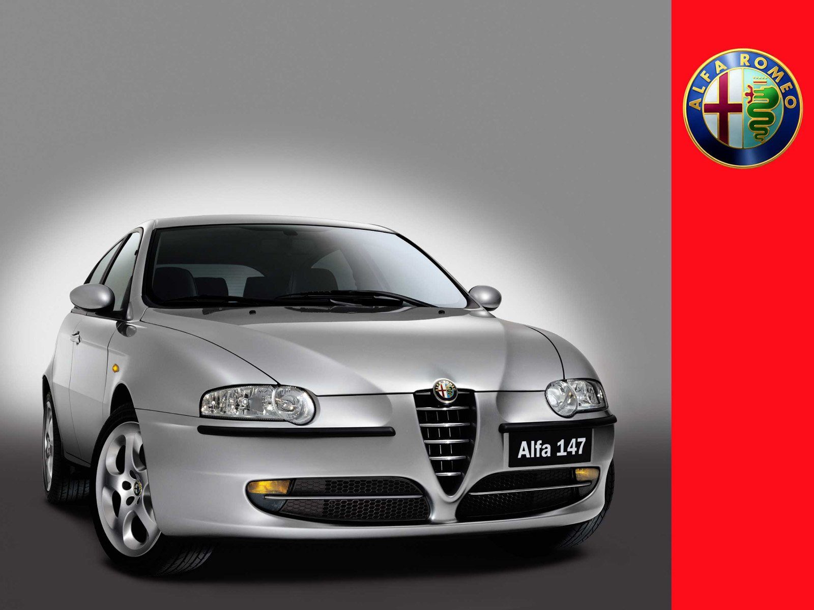 1600x1200 - Alfa Romeo 147 Wallpapers 20