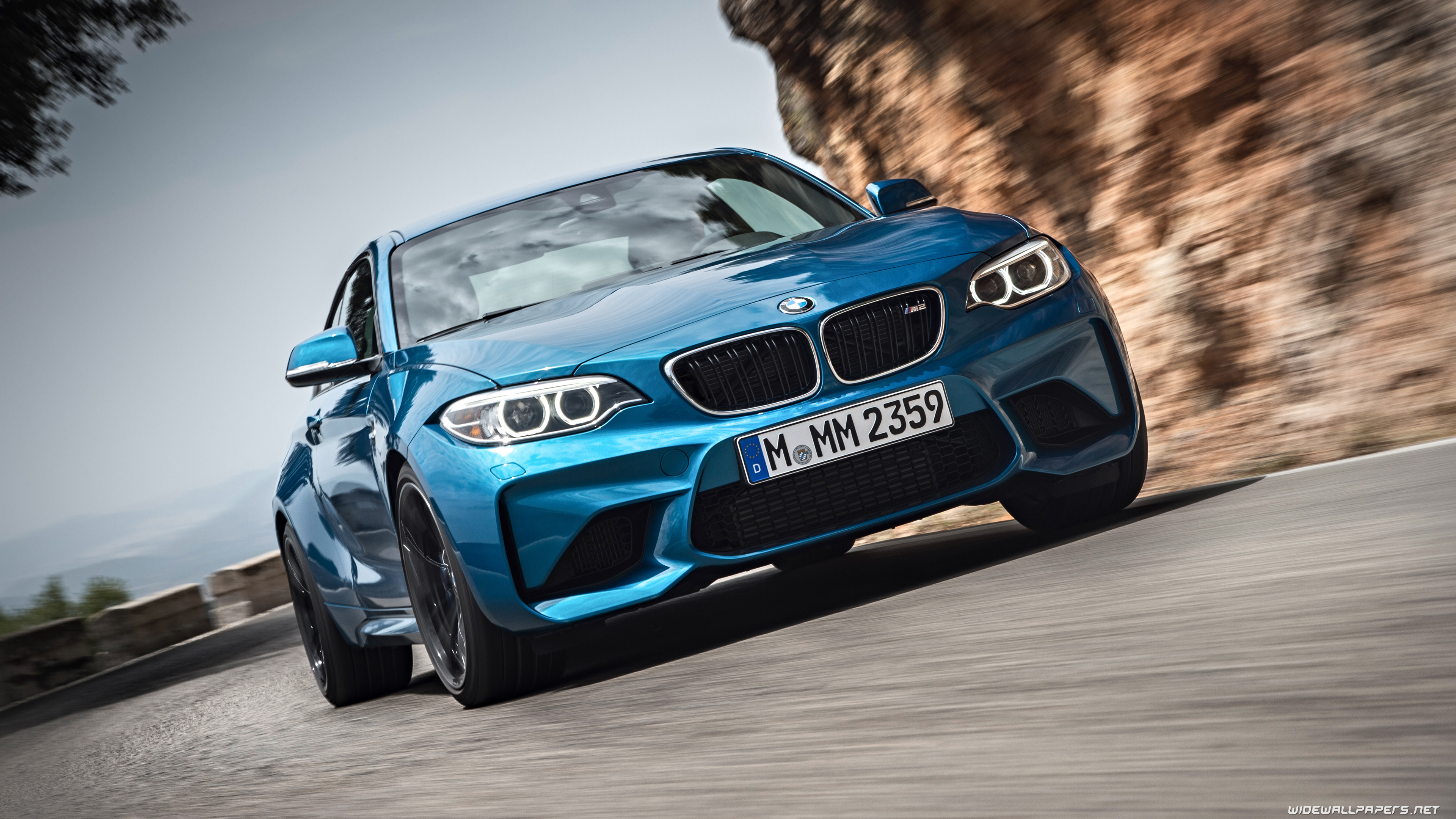 3840x2160 - BMW M2 Coupe Wallpapers 8