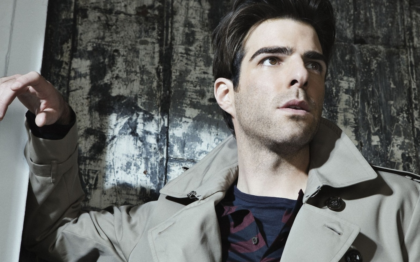 1440x900 - Zachary Quinto Wallpapers 6