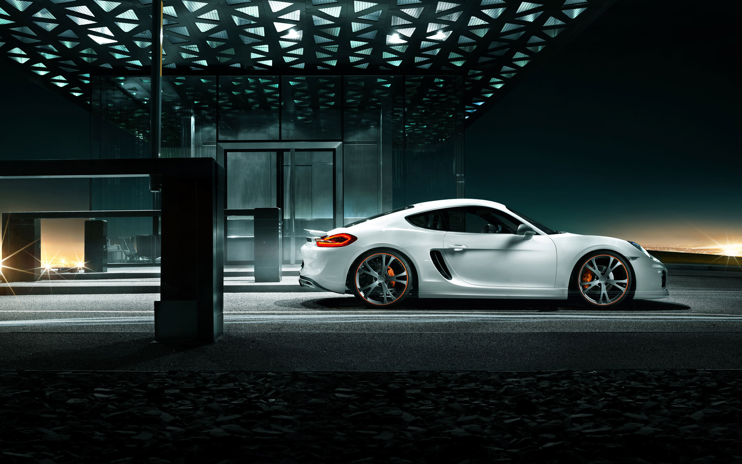 2560x1600 - Porsche Cayman Wallpapers 19