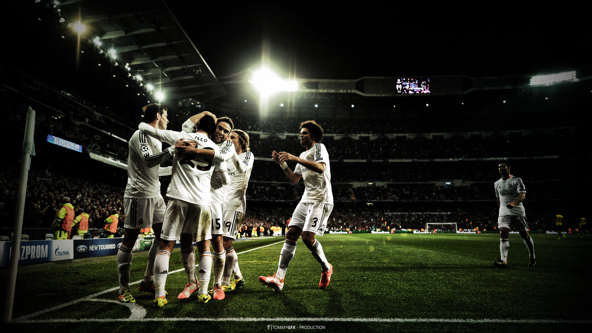 1920x1080 - Real Madrid C.F. Wallpapers 11