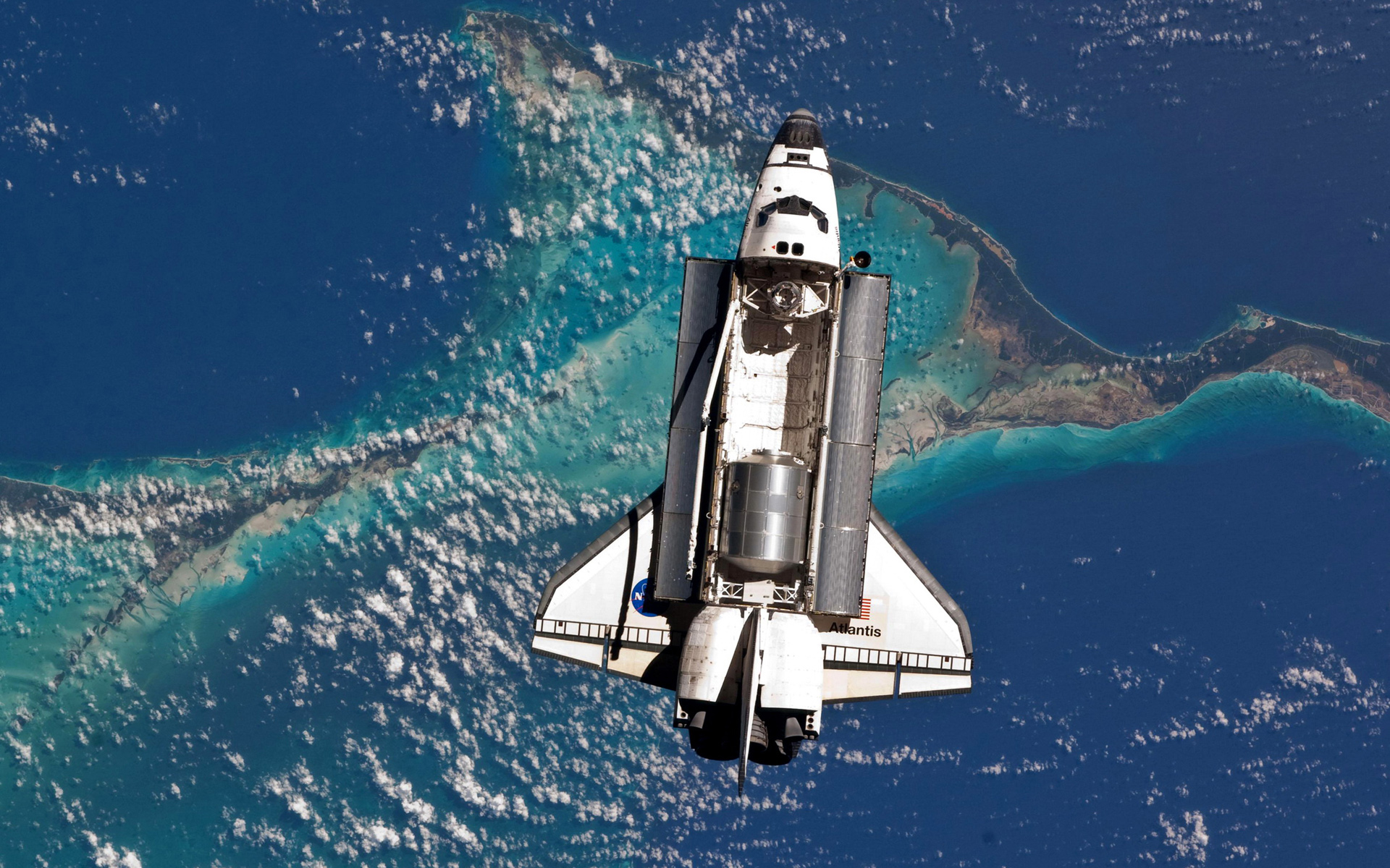 1920x1200 - Space Shuttle atlantis Wallpapers 31