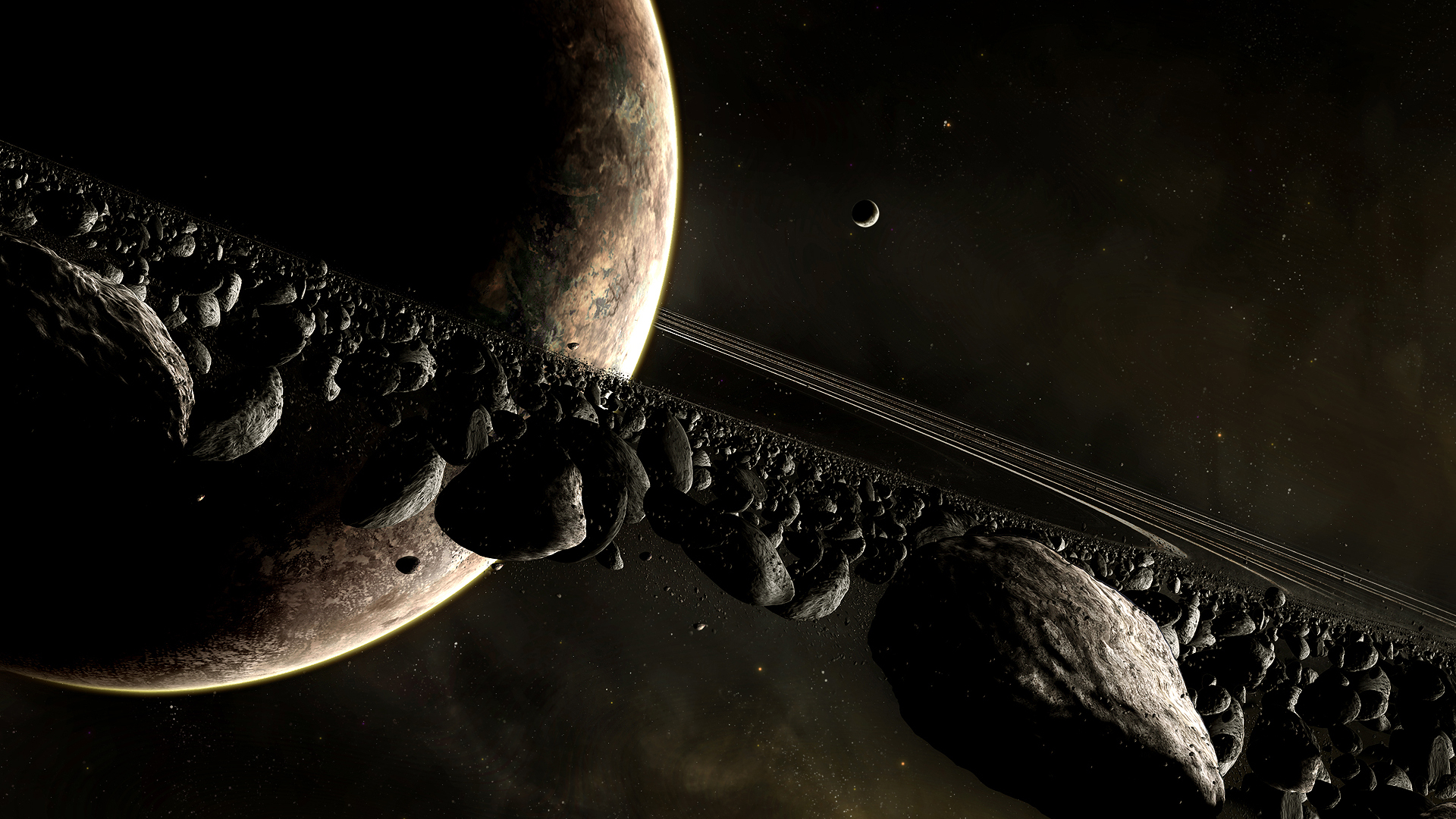 1920x1080 - Asteroid Wallpapers 8