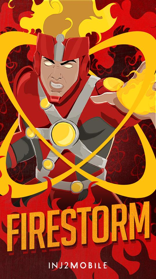 539x960 - Firestorm Wallpapers 29