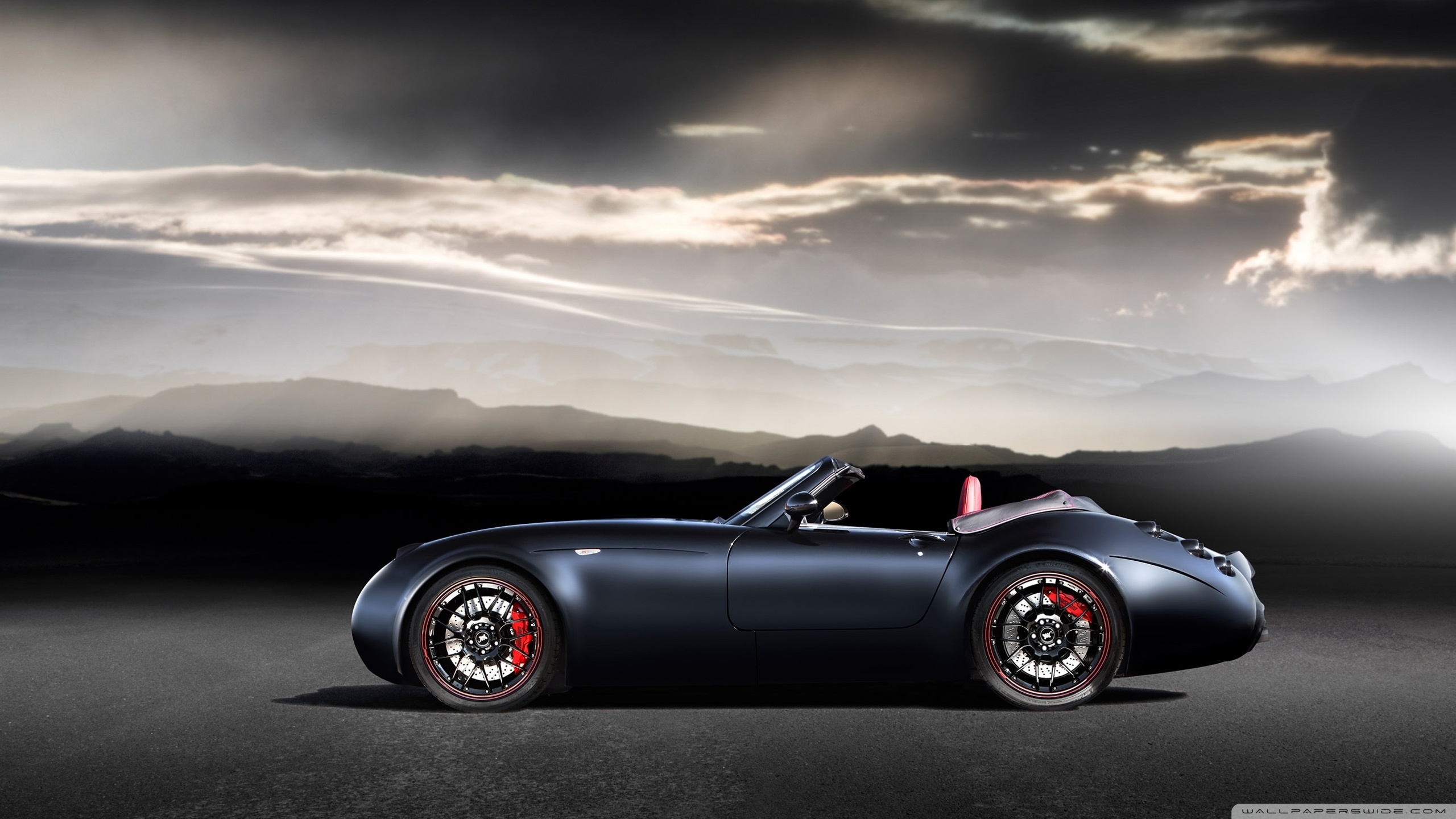2560x1440 - Wiesmann GT MF4 Wallpapers 12