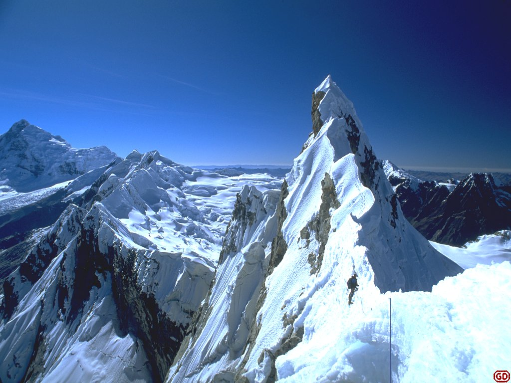 1024x768 - Mountaineering Wallpapers 29
