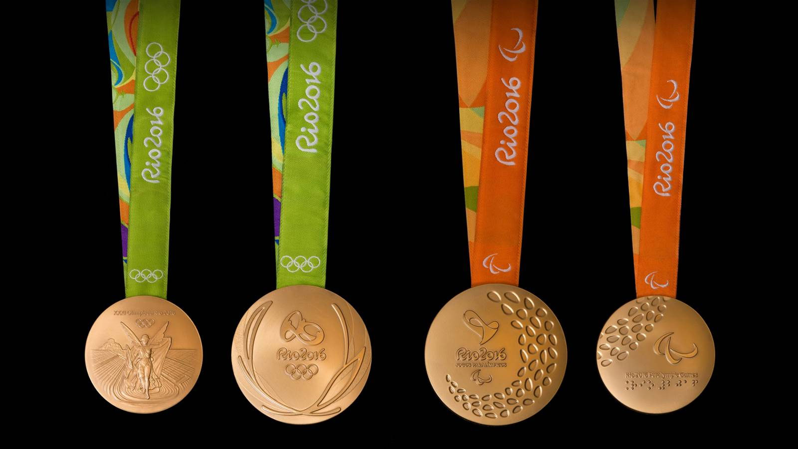 1600x900 - Olympic Gold Metal Wallpapers 11