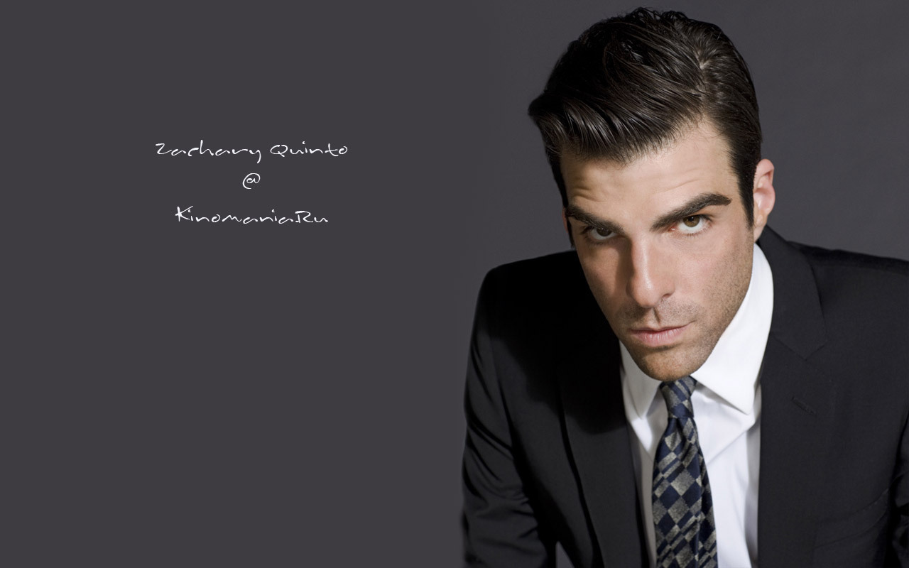 1280x800 - Zachary Quinto Wallpapers 28