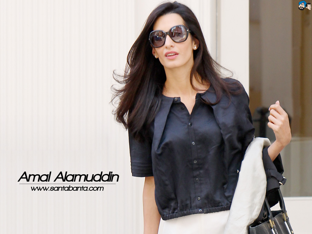 1024x768 - Amal Clooney Wallpapers 1