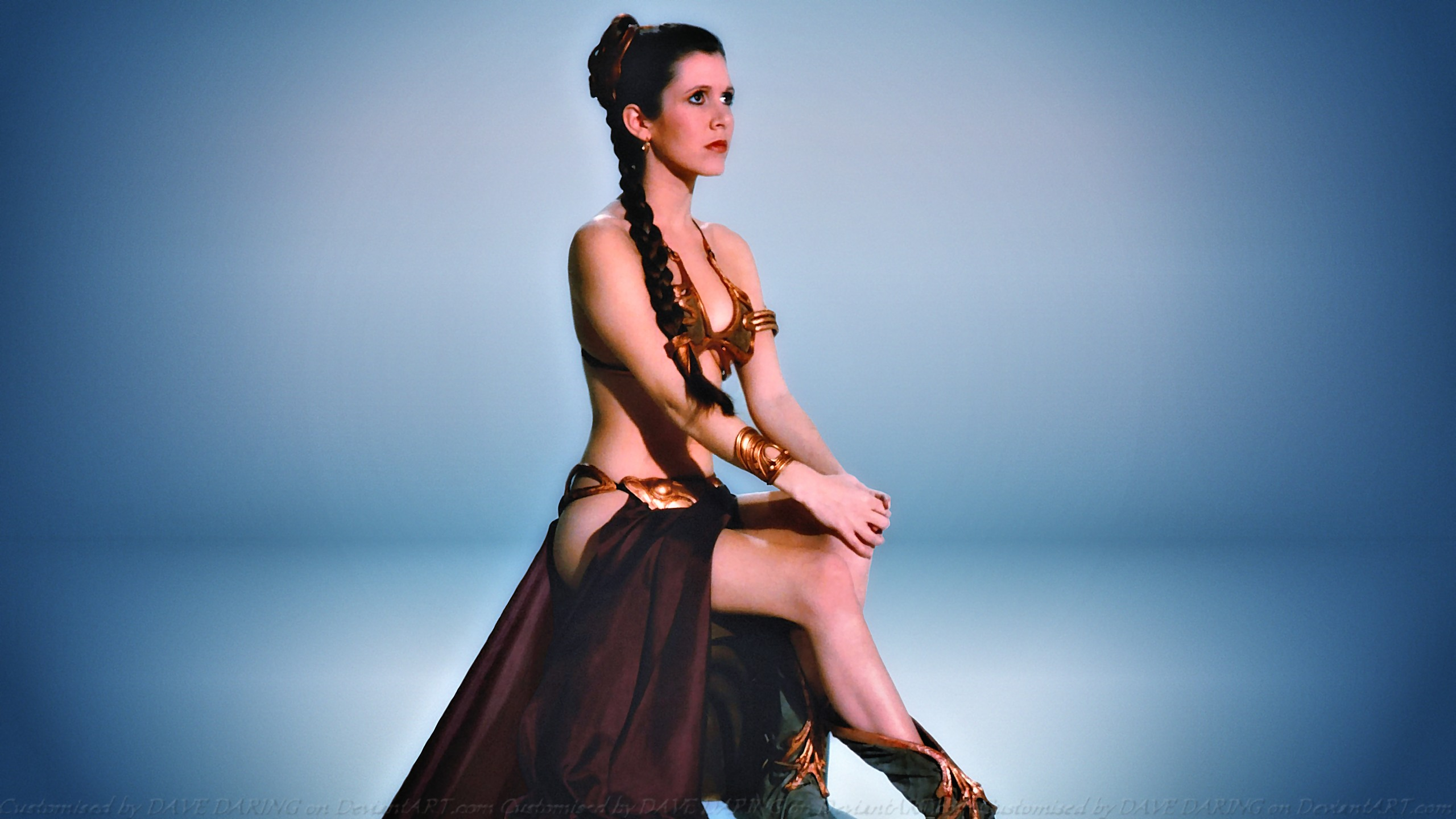 2560x1440 - Carrie Fisher Wallpapers 3