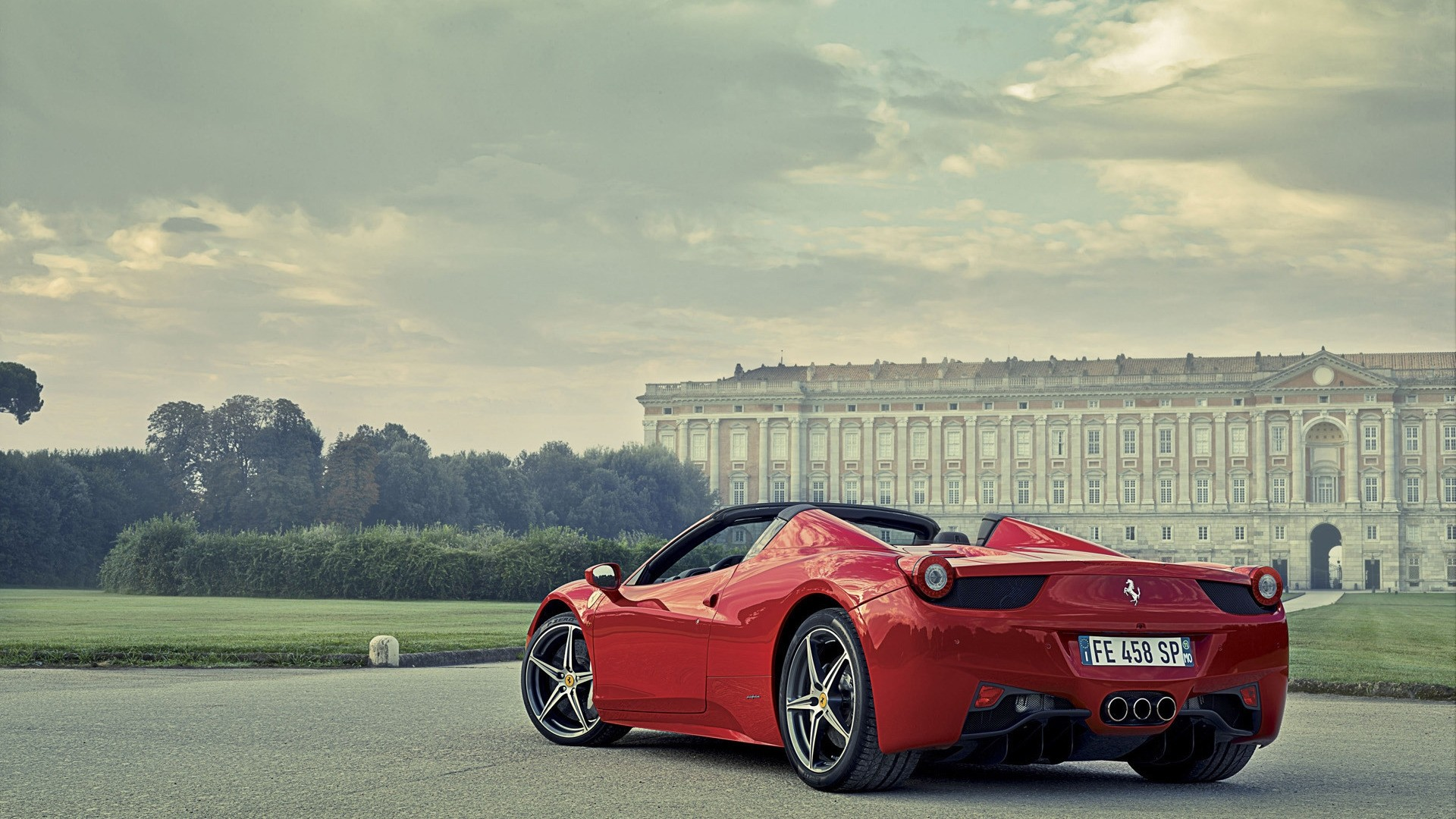 1920x1080 - Ferrari 458 Italia Wallpapers 16