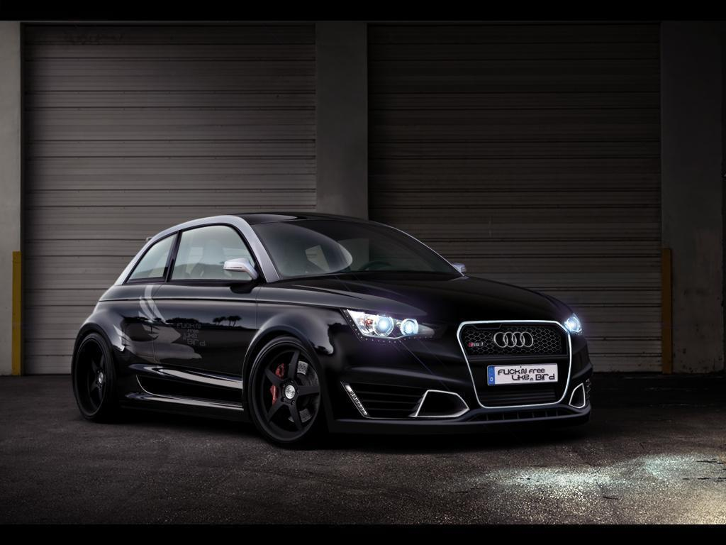 1024x768 - Audi A1 Wallpapers 12