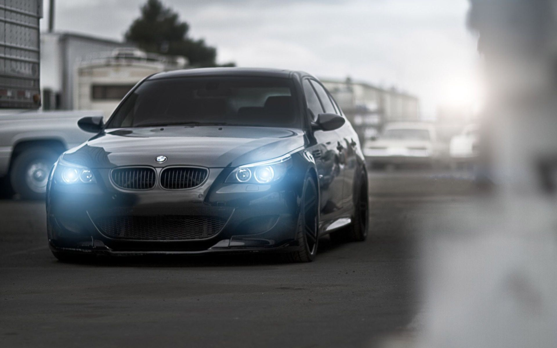 1920x1200 - BMW M5 Wallpapers 12