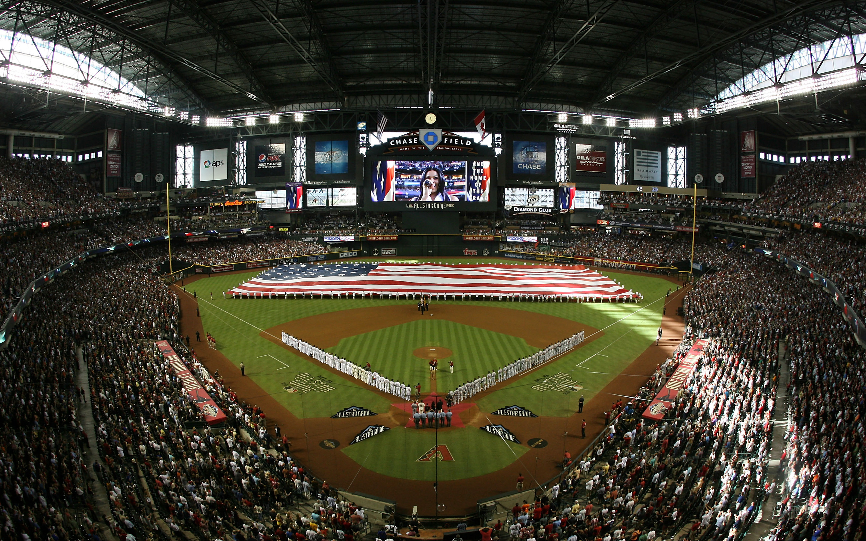 2880x1800 - Arizona Diamondbacks Wallpapers 17