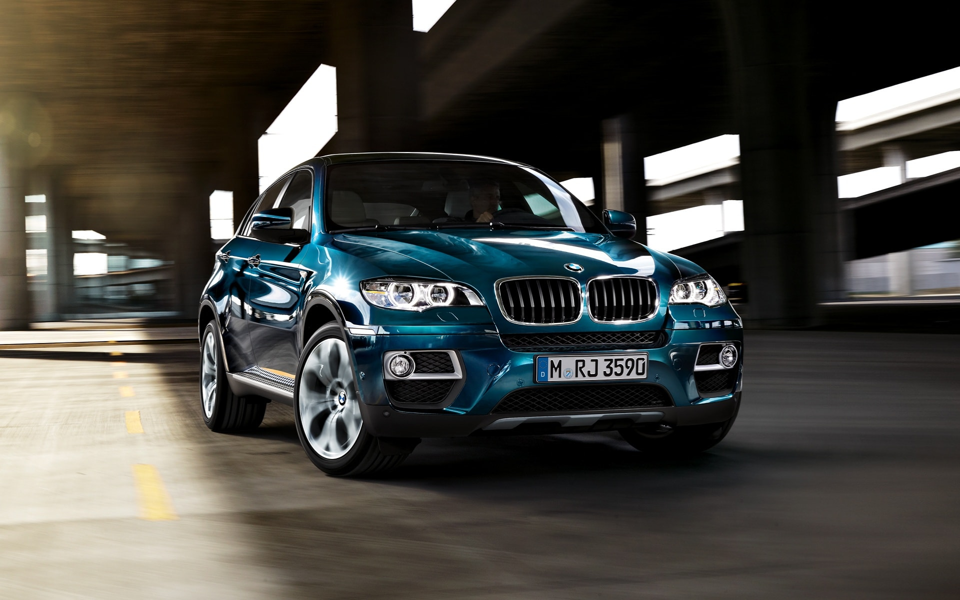 1921x1200 - BMW X6 Wallpapers 8