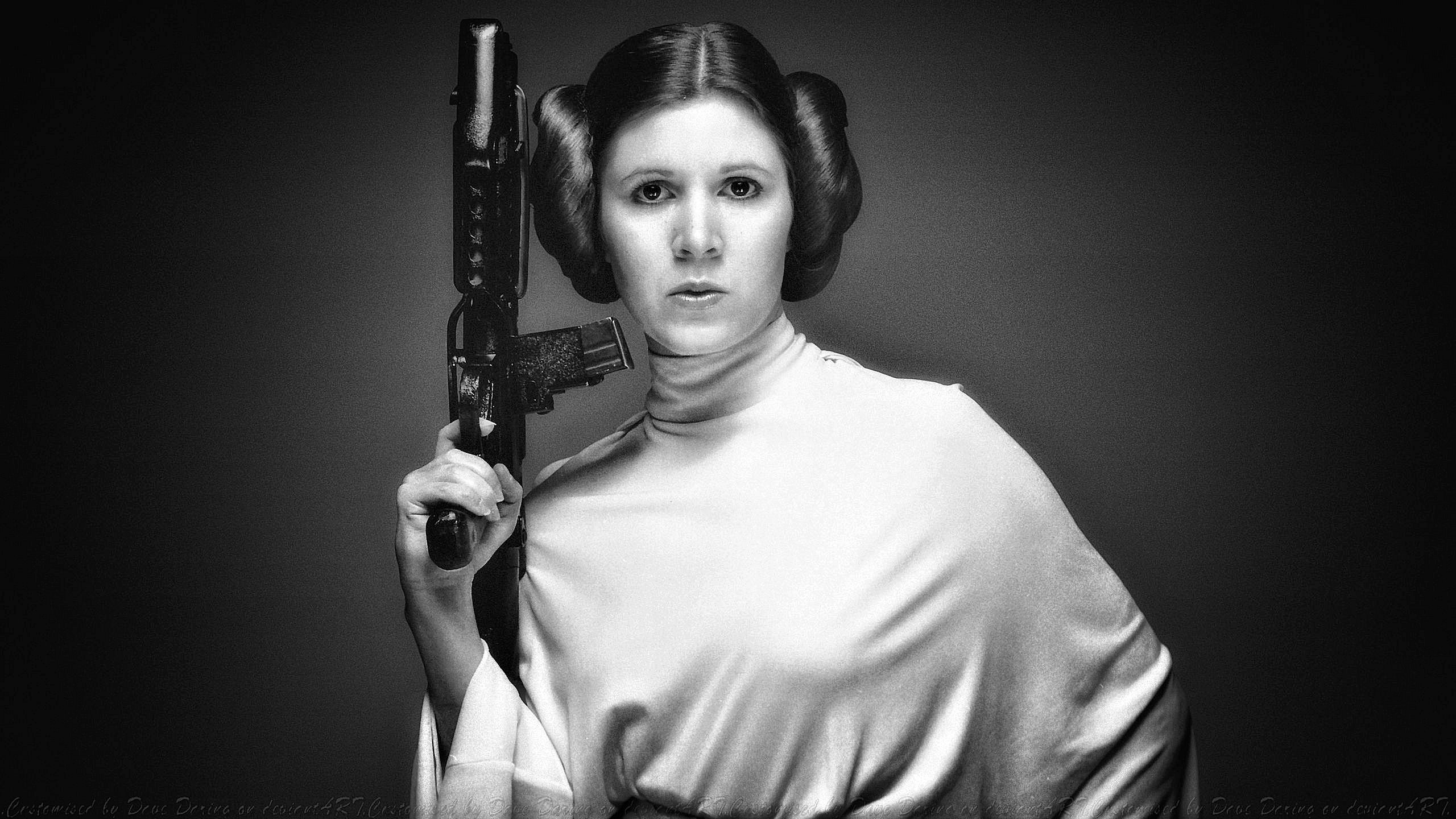 2560x1440 - Carrie Fisher Wallpapers 22