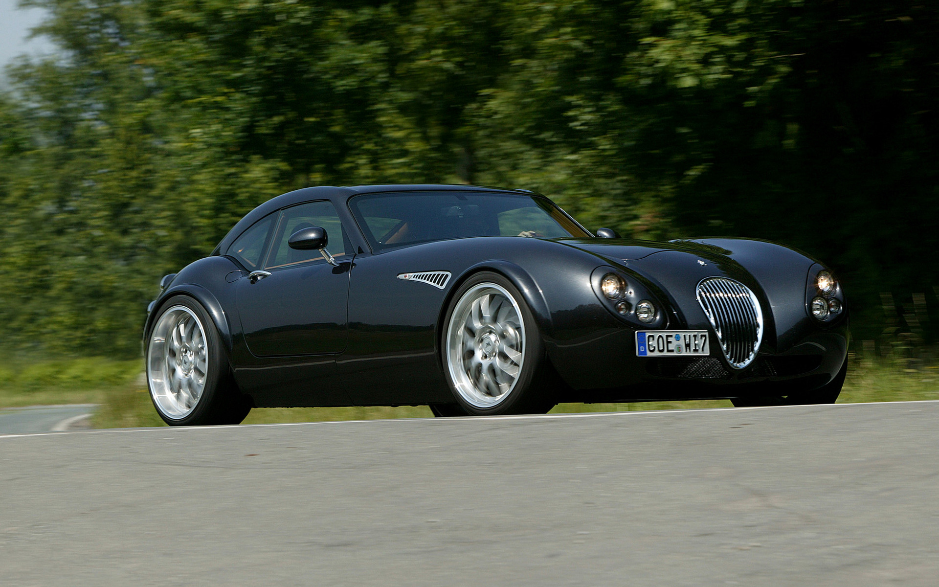 1920x1200 - Wiesmann GT MF4 Wallpapers 5