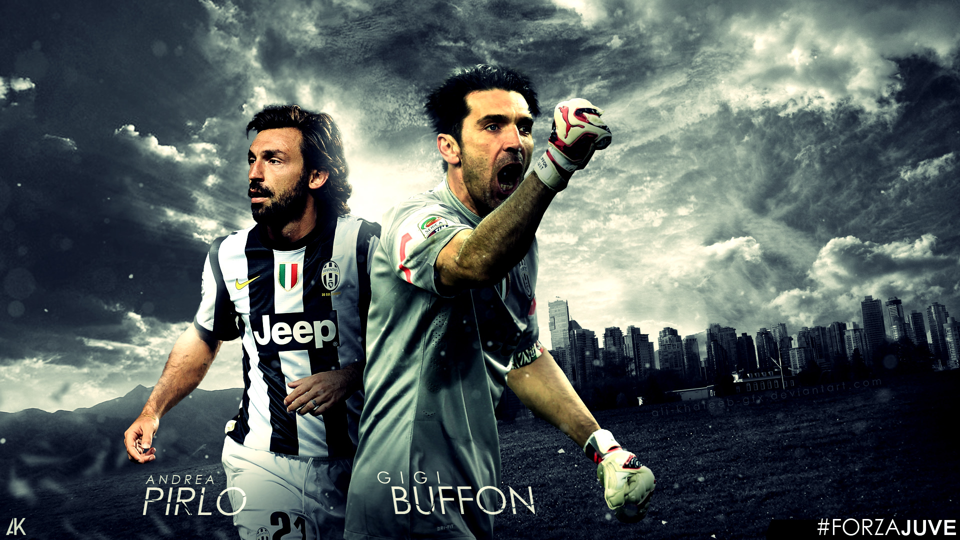 1920x1080 - Andrea Pirlo Wallpapers 11