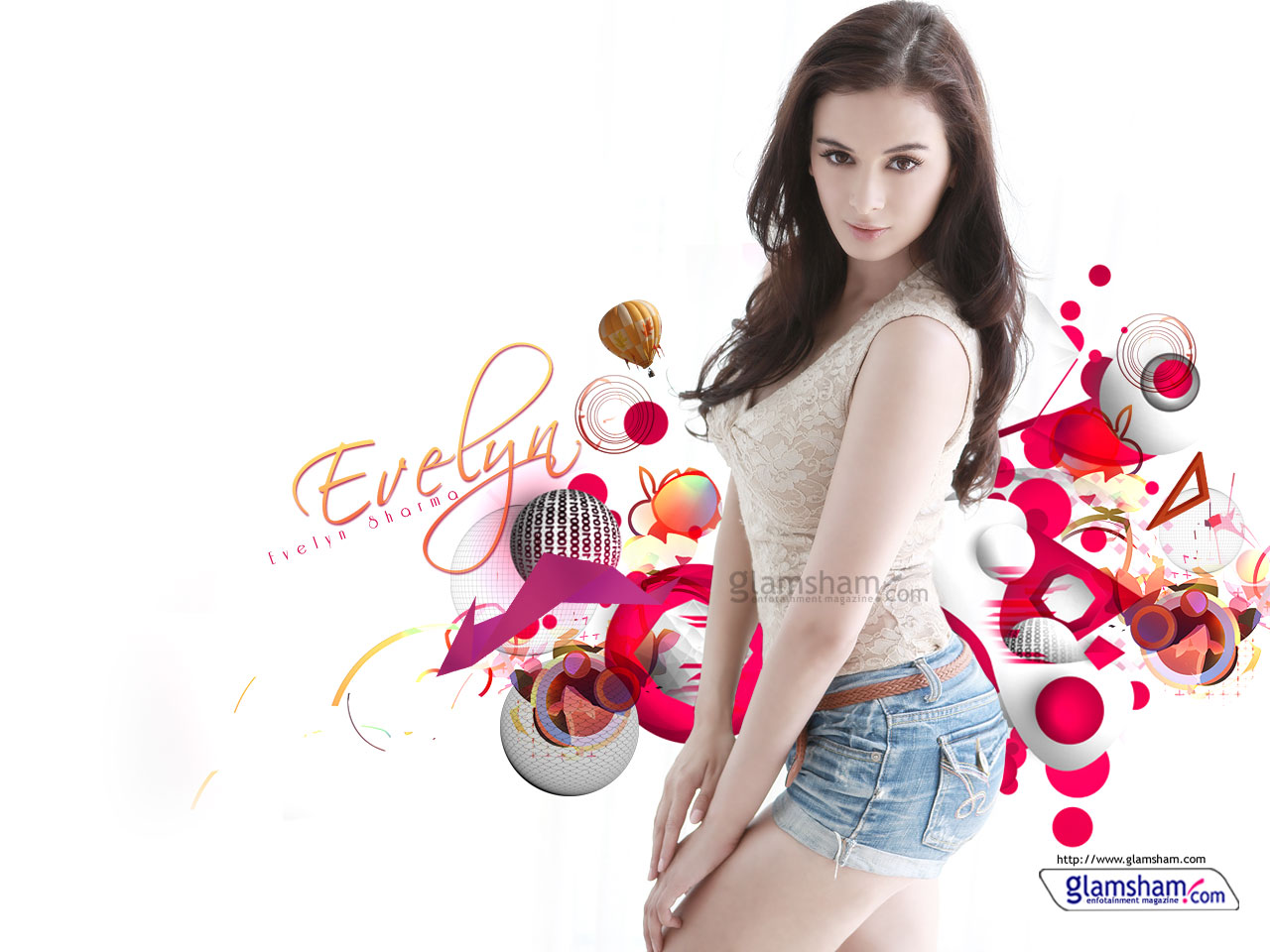 1280x960 - Evelyn Sharma Wallpapers 15