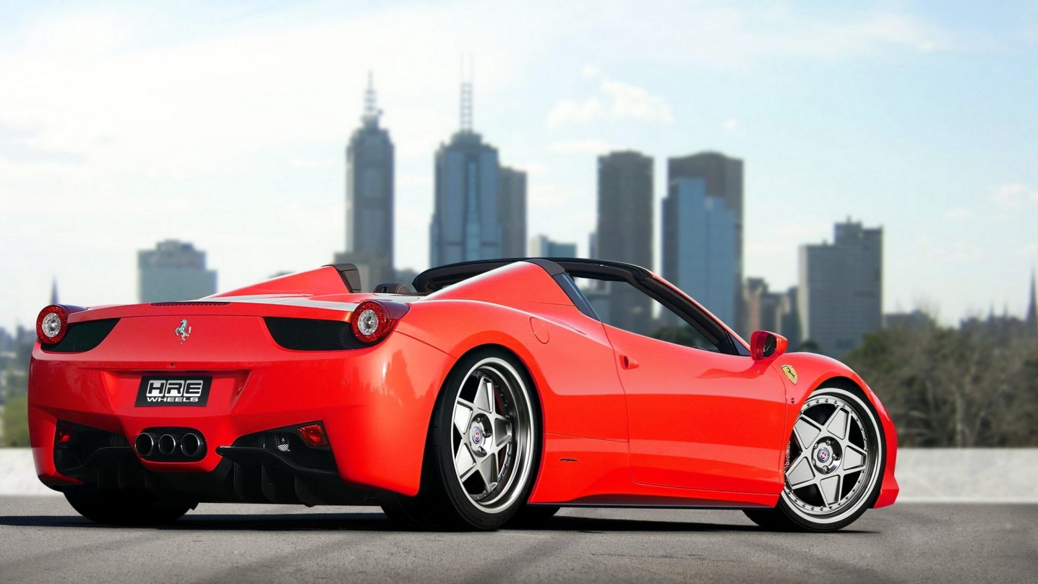 2048x1152 - Ferrari 458 Italia Wallpapers 29