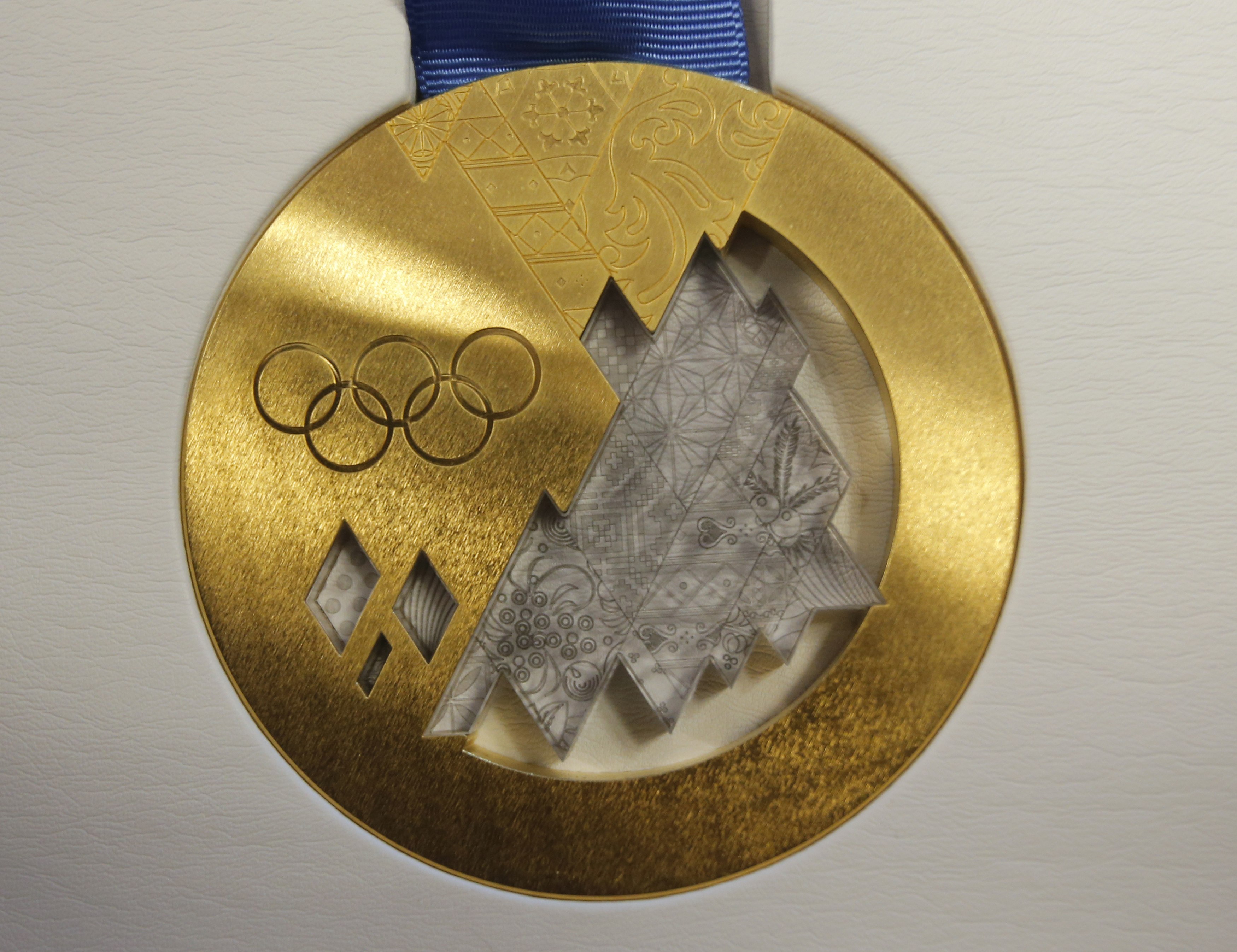 3500x2694 - Olympic Gold Metal Wallpapers 15