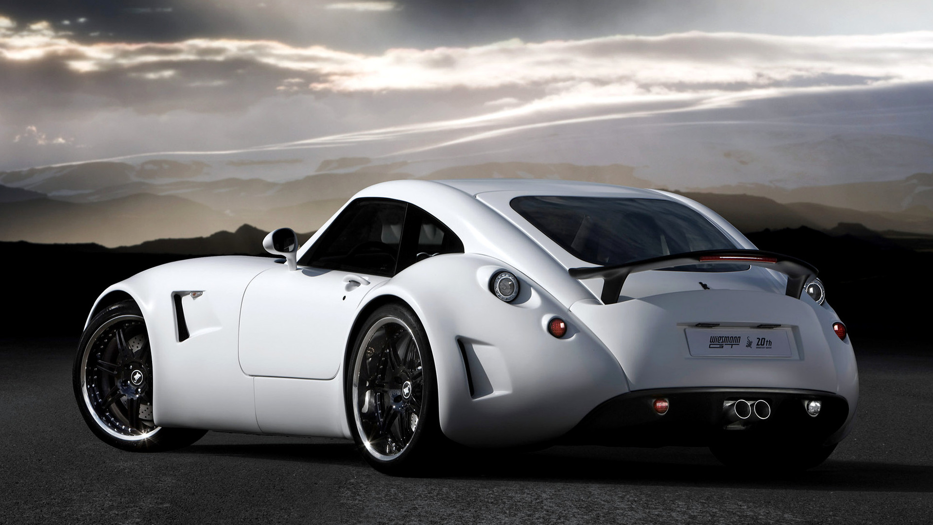 1920x1080 - Wiesmann GT MF5 Wallpapers 12