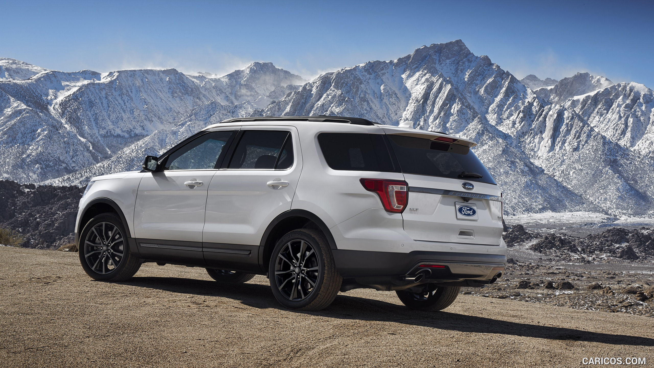 2560x1440 - Ford Explorer Wallpapers 12