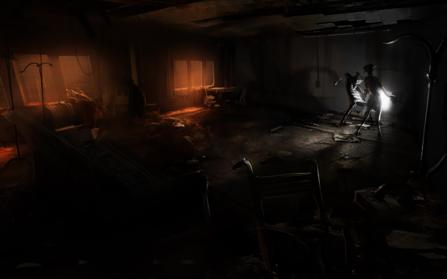 1440x900 - Silent Hill HD Wallpapers 7