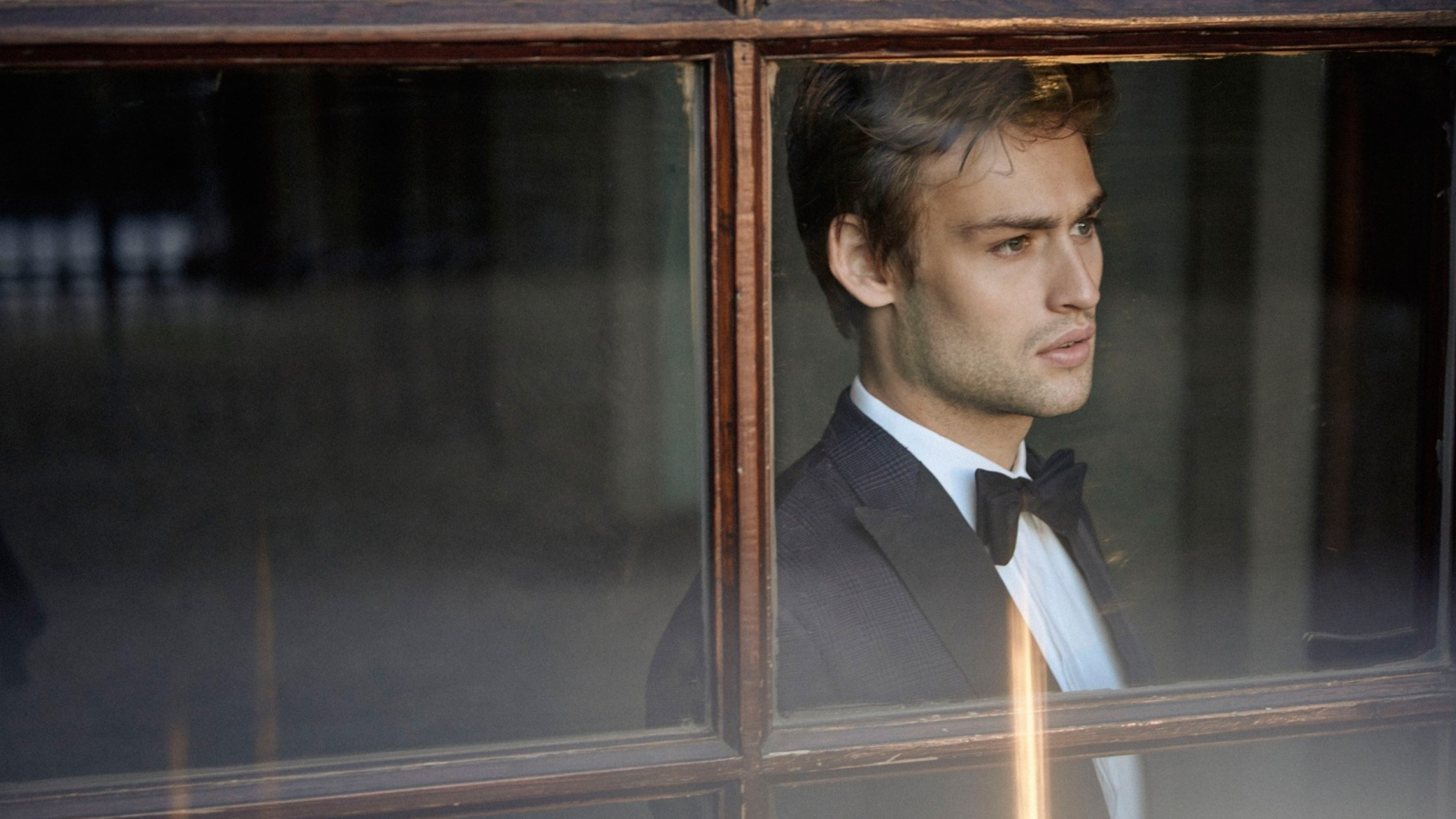 3840x2160 - Douglas Booth Wallpapers 17