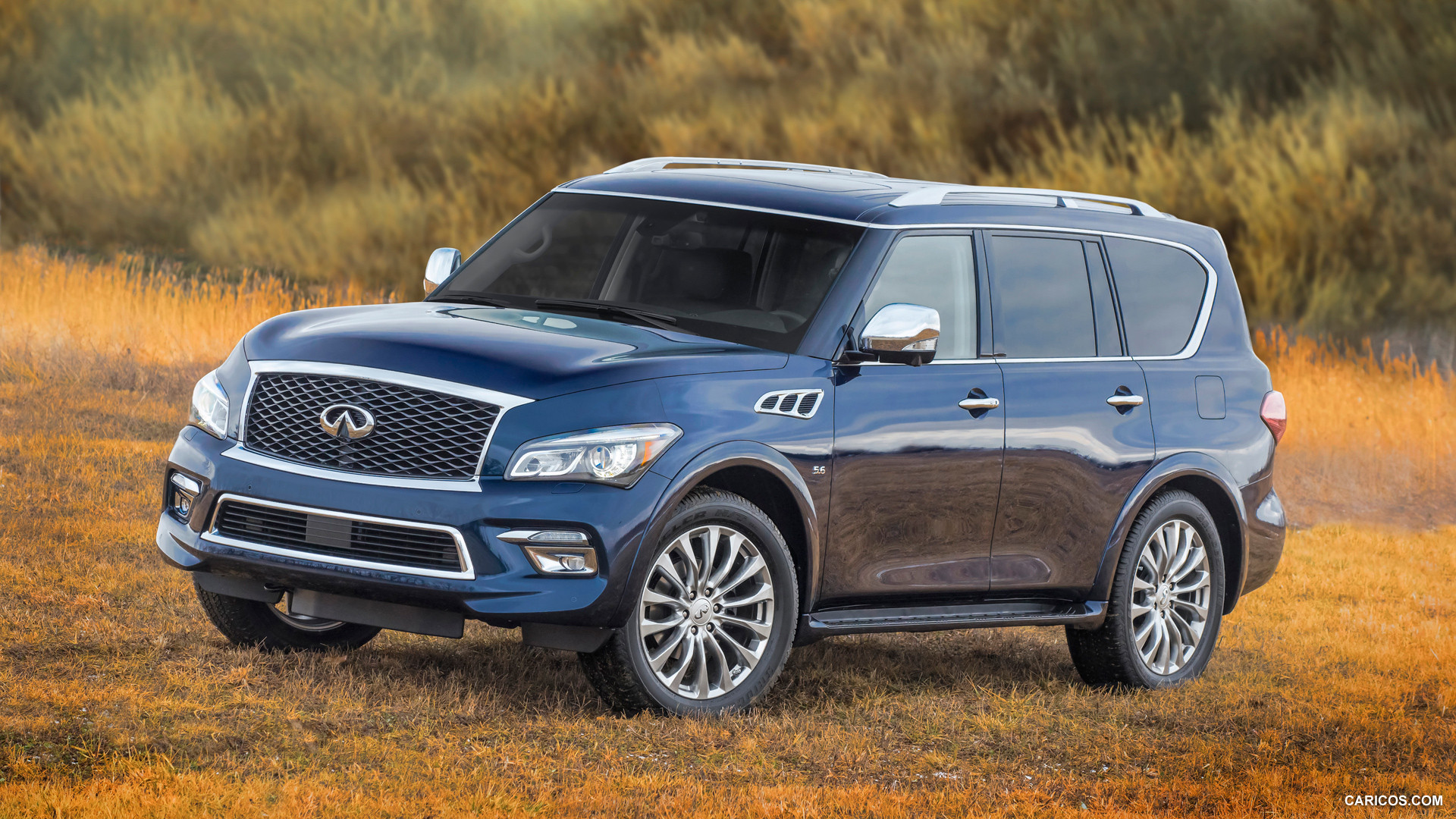 1920x1080 - Infiniti QX80 Wallpapers 8