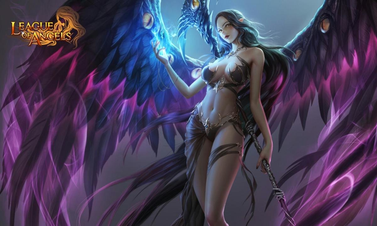 1200x720 - League Of Angels HD Wallpapers 27
