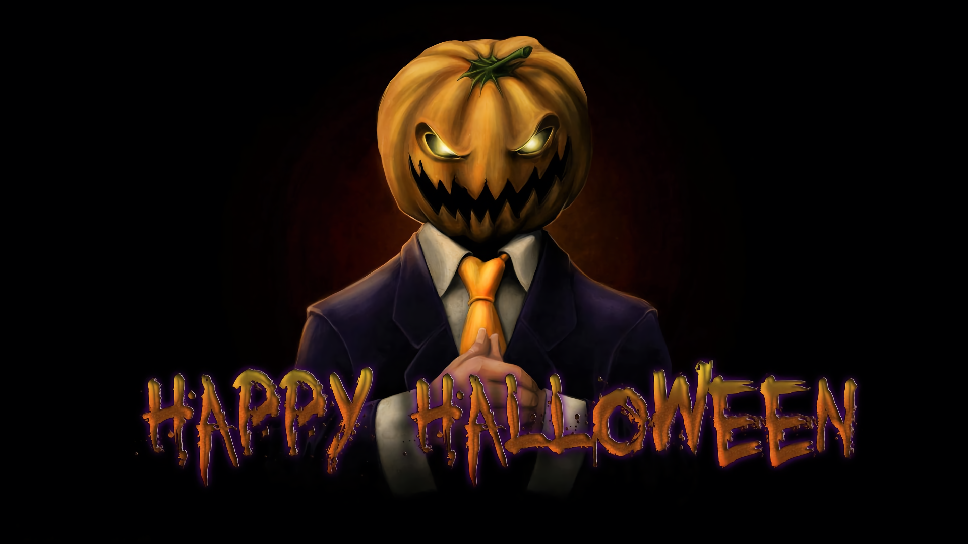 1920x1086 - Scary Halloween Background 45