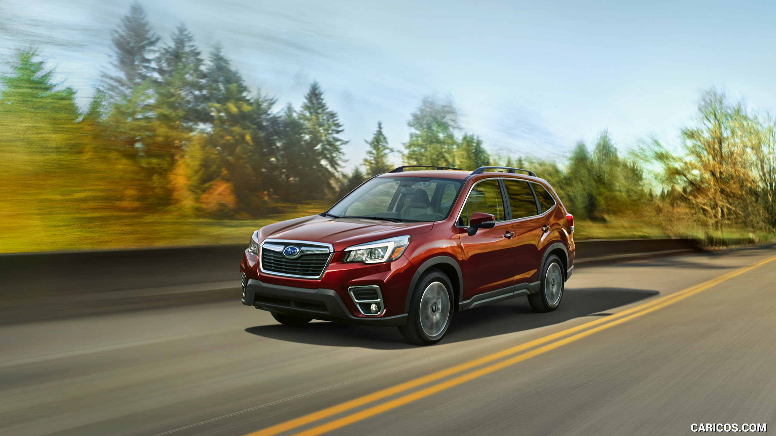 2560x1440 - Subaru Forester Wallpapers 22