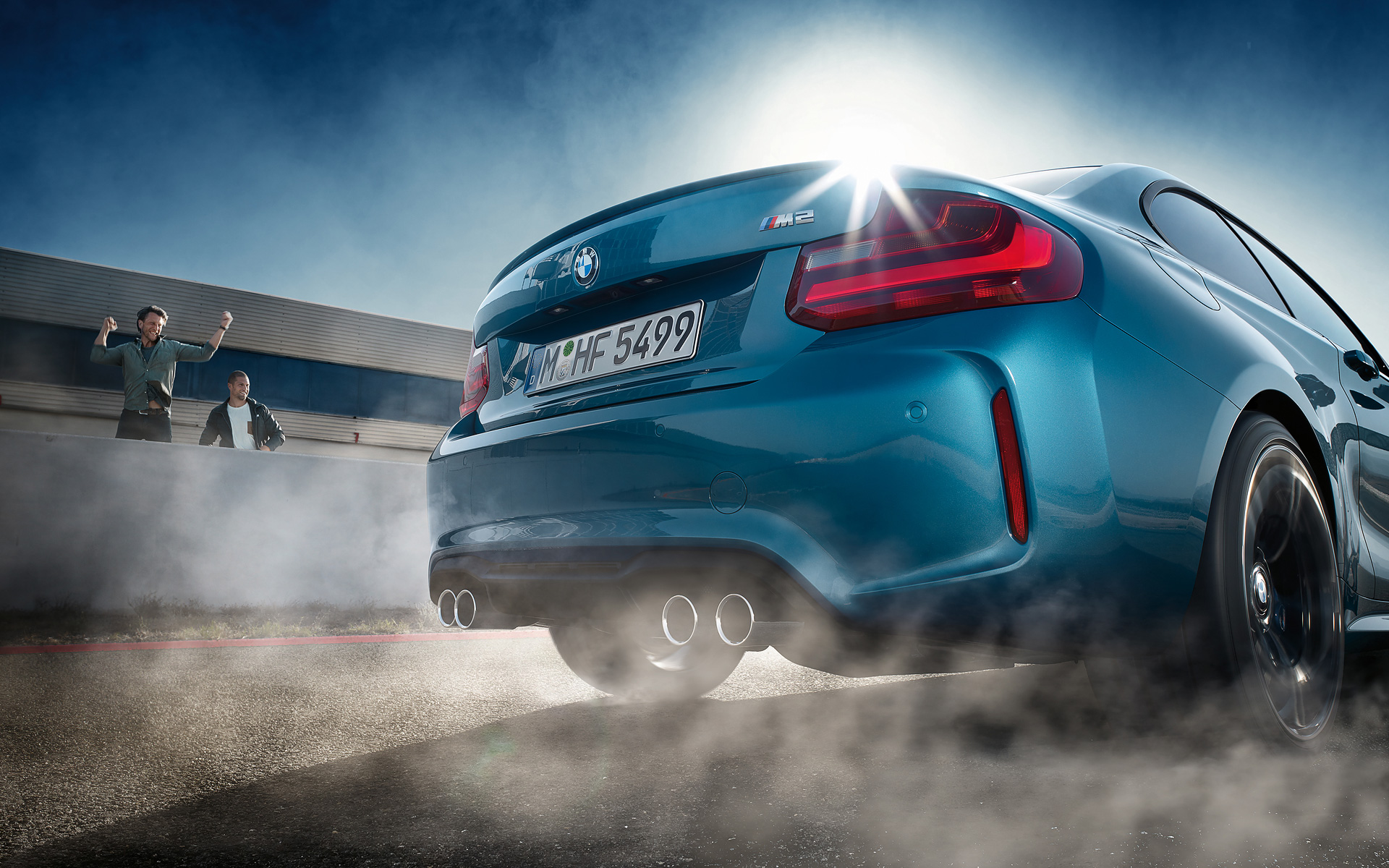 1920x1200 - BMW M2 Coupe Wallpapers 37